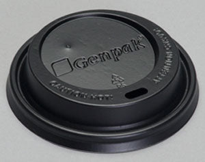 Genpak Hot Drink Cup Dome Lid   1000/cs