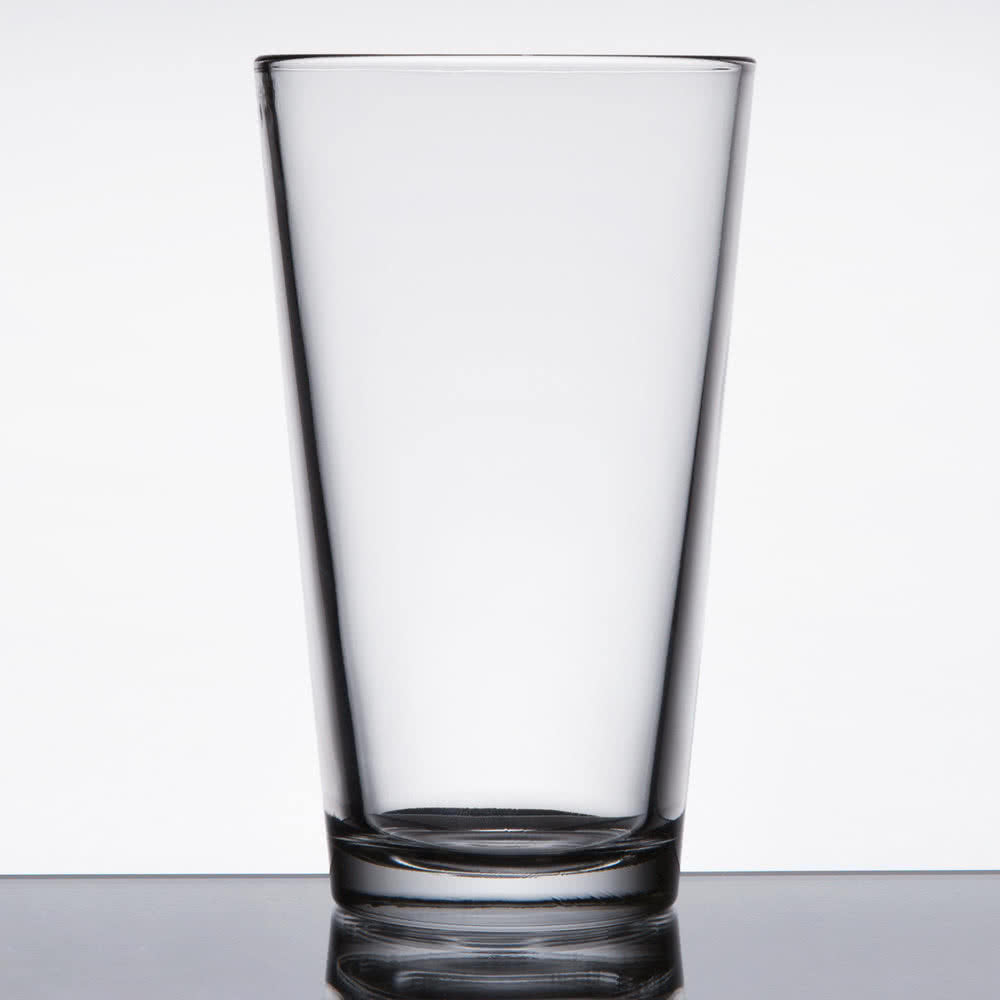 Mixing Glass 16 oz.  - 24/Case