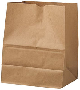 Kraft 20lb Paper Bag Heavy    500/bdl