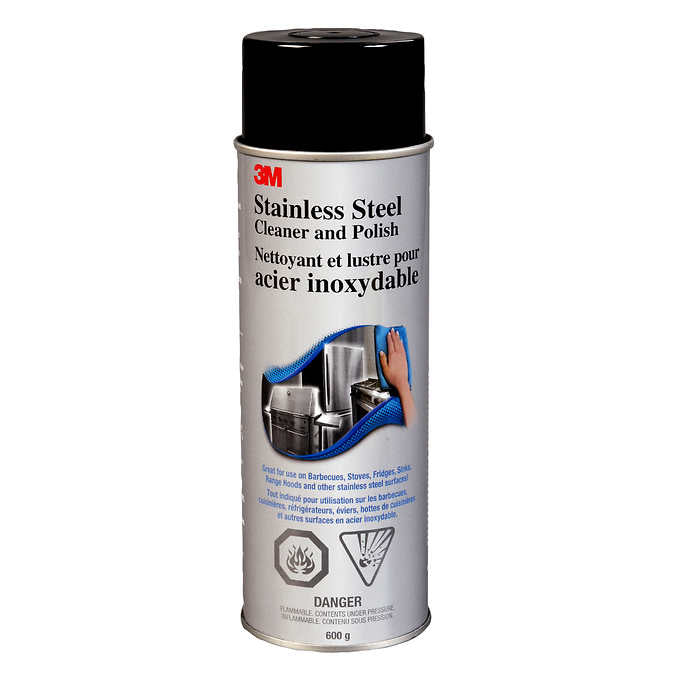 3M™ Stainless Steel Cleaner     600g