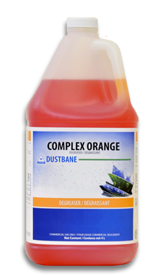 Complex Orange - degreaser.         4L