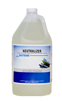 Neutralizer - Floor Neutralizer/Cleaner   1oz & 5L