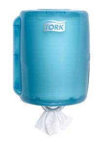Tork Maxi Centerfeed Dispenser    Blue or Red/Black   #653020A or #653028