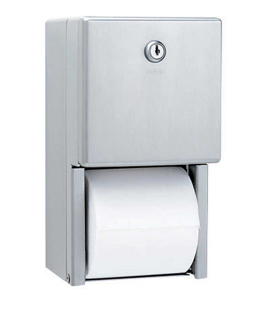 Bobrick Stainless Steel  Multi-Roll Toilet Tissue Dispenser