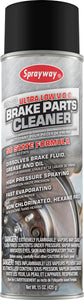 Sprayway Brake Parts Cleaner - ultra low VOC SW070  20oz can