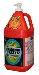 Grime Eater - Natural Orange with Pumice and Pumice Free 3.5L