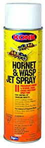 Konk Hornet and Wasp Jet Spray   450g
