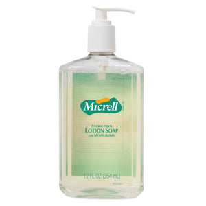 MICRELL® Antibacterial Lotion Soap 12 fl oz Pump Bottle