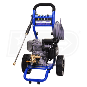 Nilfisk Pressure-Pro Dirt Laser PP3225H  (Gas-Cold Water) Pressure Washer
