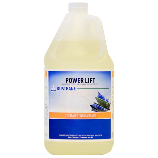 Power Lift Industrial Degreaser  4L