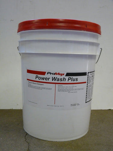 Power Wash Plus     20L & 205L