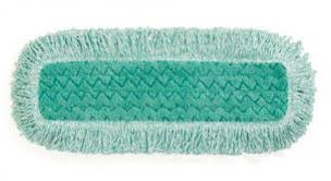 Rubbermaid Hygen Microfiber Dust mop with Fringe