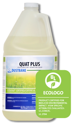 Quat Plus  Liquid Disinfectant    4L