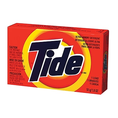 Tide Powder Detergent For Vending Machines    156/cs