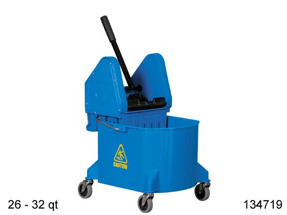 Vileda Professional Downpress Bucket & Wringer