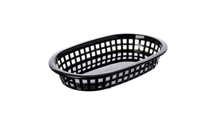 Fast Food Basket - Black