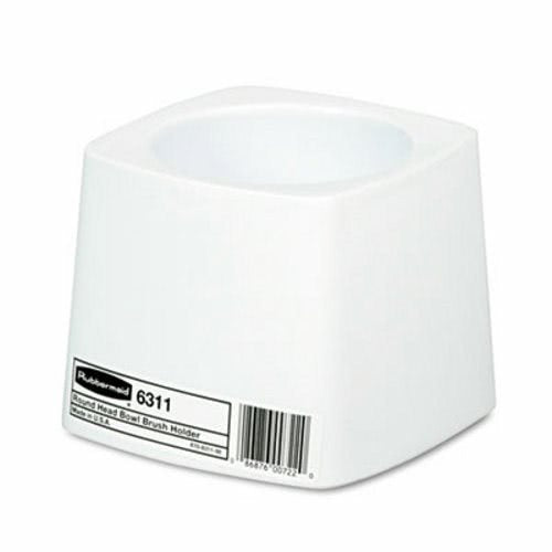 Rubbermaid Toilet Brush Holder -  White