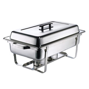 Chafer, Stainless Steel Economy,  Full Size,
