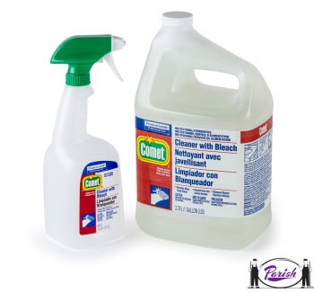 Comet® Cleaner with Bleach   945ml & 3.78L