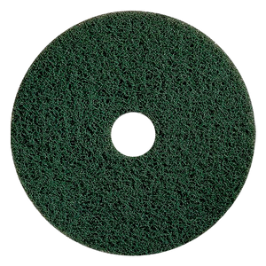 Floor Pad - Dustbane Emerald Stripping Pad   19""