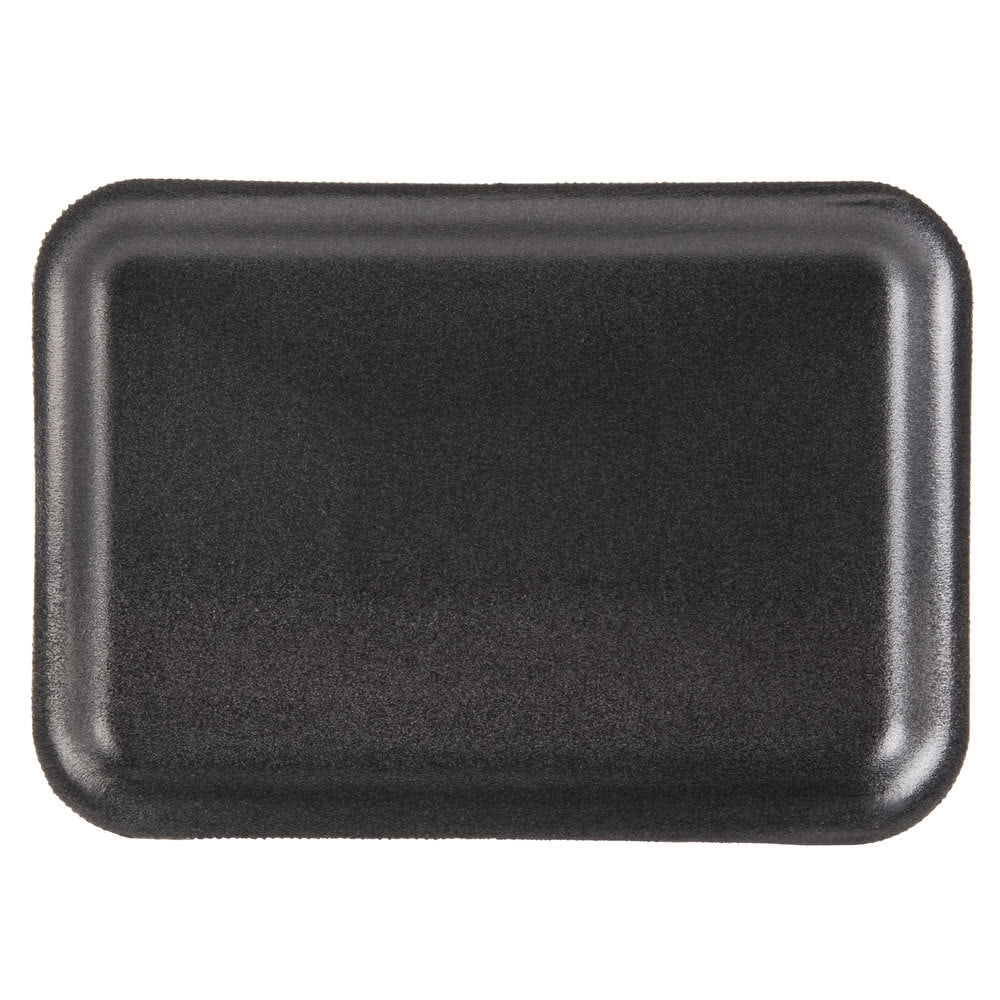 Foam Tray Black 8 1/4