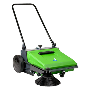 "Manual Sweeper 26"" Walk Behind Sweeper"