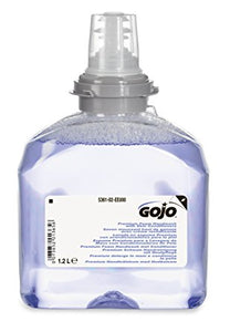 GOJO Premium Foam Hand Wash with Skin Conditioners, 1200 ml Refill
