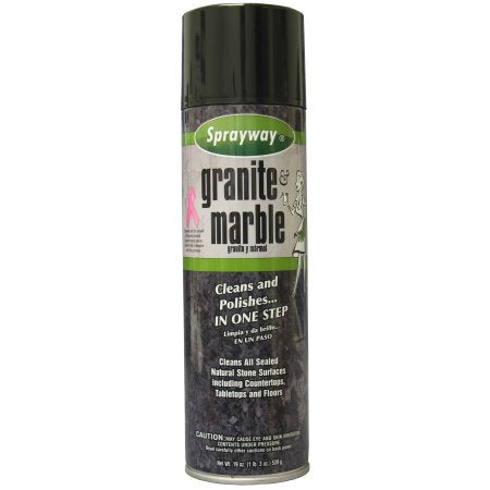 Marble & Granite Spray Cleaner / Polish   19oz