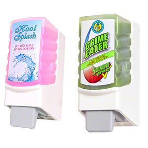 GRIME EATER POWER PLUS CARTRIDGE SOAP DISPENSER FOR 2000ML CARTRIDGE