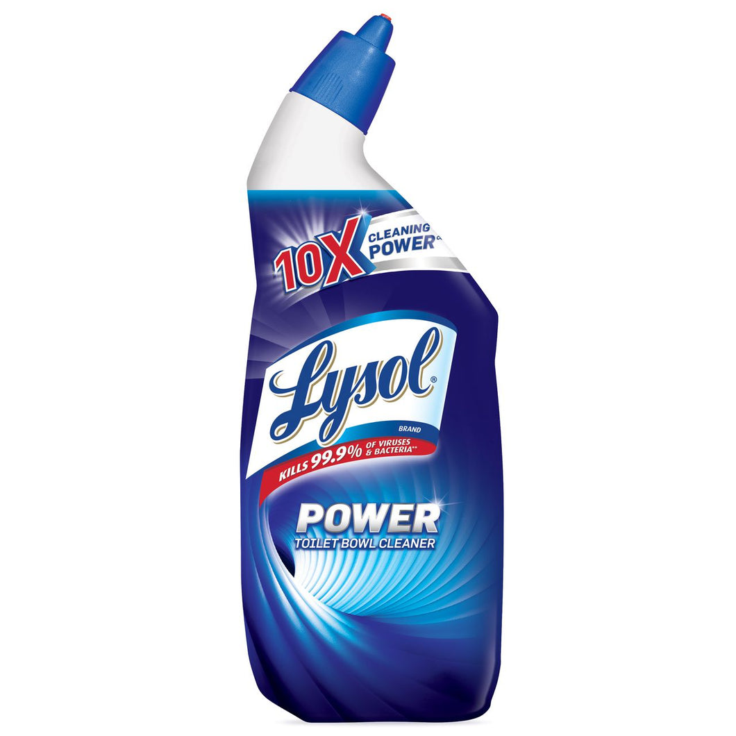 Lysol®  Power Toilet Bowl Cleaner  710ml