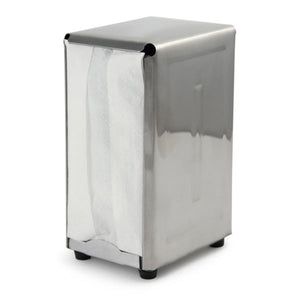 Stainless Tall Napkin Dispenser