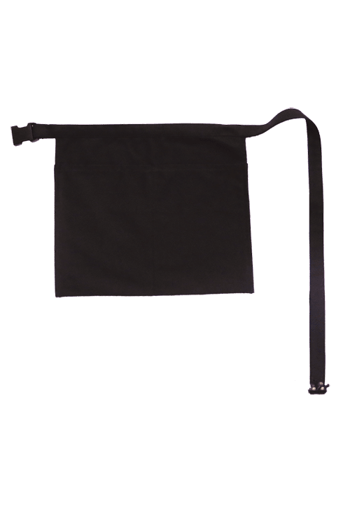 Apron - Nylon Black 6 pocket