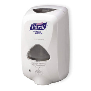 Purell  Automatic Foam, Liquid Hand Sanitizer Dispenser, Wall-Mount TFX