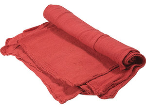 "Garage Shop Towel - Red 12""X 13 3/4"""