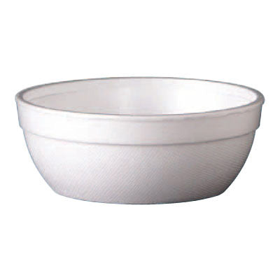 Dixie® Products Dixie® White 10 oz. (300ml) Foam Container Bowl   1000/cs