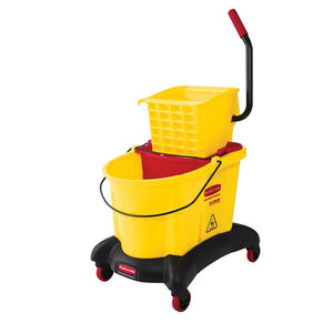 Wavebrake 35QT Side Press bucket combo