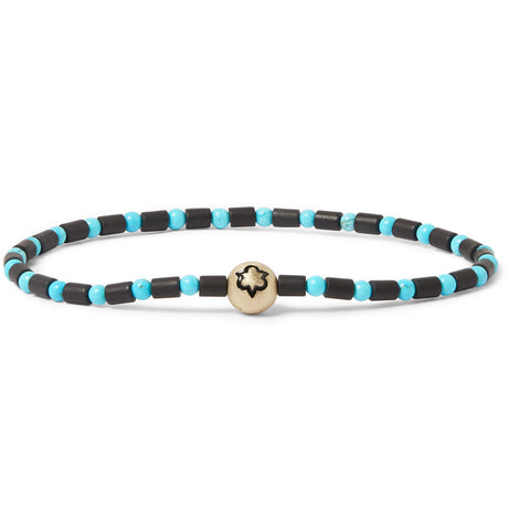 TRINITY ENAMELED BALL BRACELET