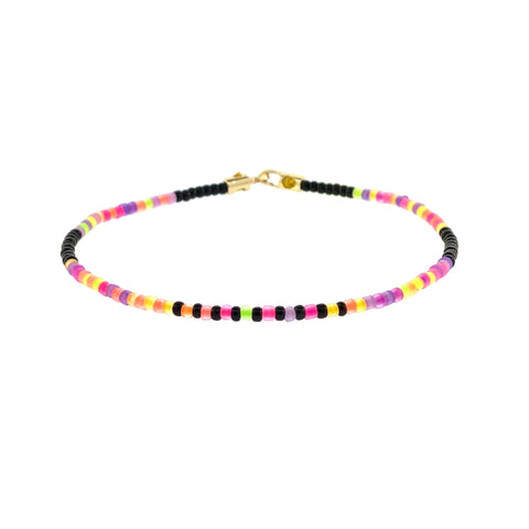 Height of Summer Neon Bracelet