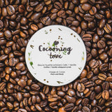 Exfoliant cafe vanille Cocooning Love