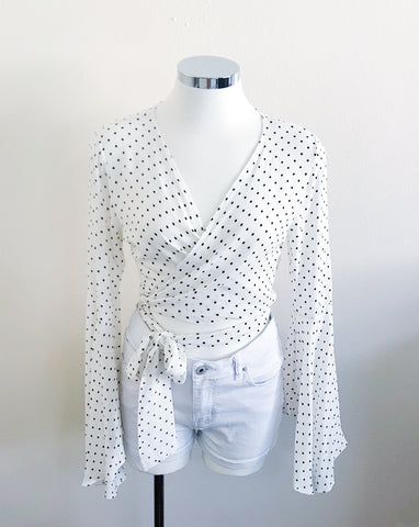 Isabelle Top (White)