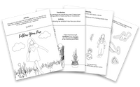 (PRINT) Softcover Copy of Follow Your Fire + Digital Activity Book