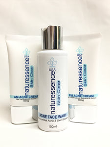 NATURESSENCE SKIN CLEAR Acne Trio