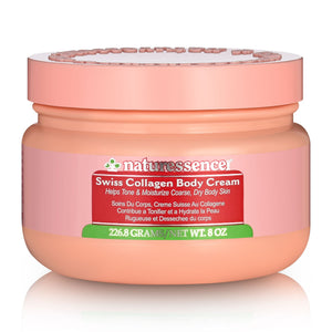Swiss Collagen Body Cream 8oz