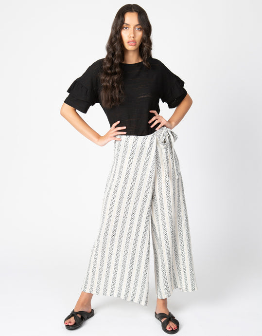Faux Wrap Pant | Ikat - 4our Dreamers