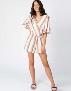 Striped Romper - 4our Dreamers