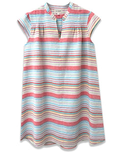 Striped Shift Dress - 4our Dreamers