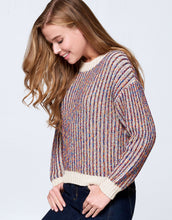 Drop Shoulder Knit Sweater - 4OUR Dreamers