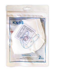 NON-MEDICAL KN95 FACE MASKS