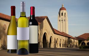 Custom Private Label Wine Stanford Alumni