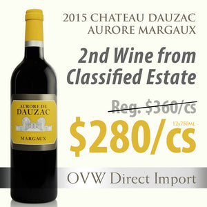 Wine From Classified Estate